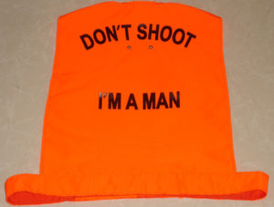 Don't Shoot (I'm a Man)